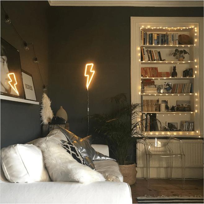 Dark Interior Style for a Dark Year